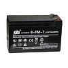 UltraTech 12v 7Ah Battery No Top